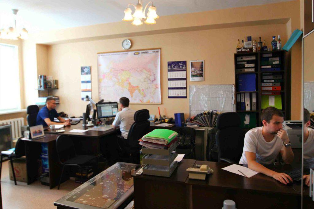 Офис ТК Дон Логистик